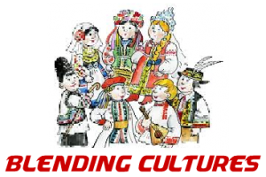Logo Blending Cultures