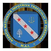 Agentia Nationala Impotriva Traficului de Persoane logo