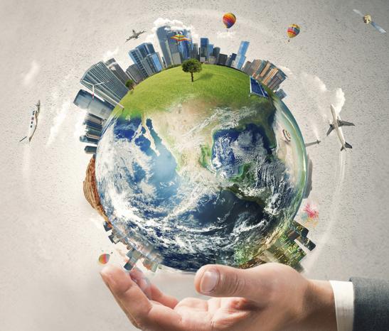 Planeta in mana unui traducator